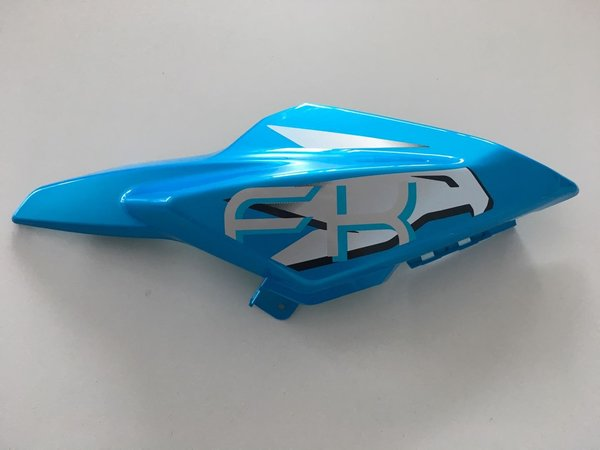 6115190008031 - SF Fuel tank right shield front deco panel (Blue) - Tank Verkleidung links rechts