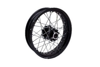 6104190009000 - SX Rear wheel rim (net wheel 3.5×17 black disc brake) - Hinterradfelge